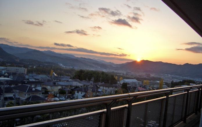 081104hitorigoto_sunset